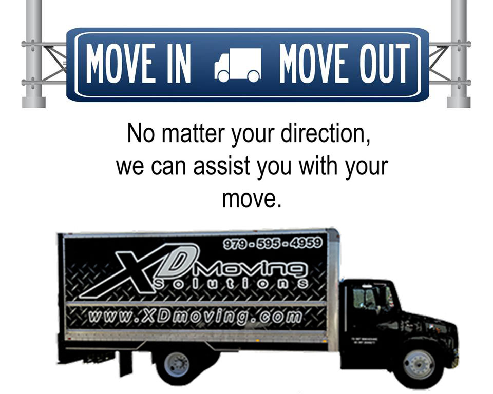 apartment movers College Station, TX